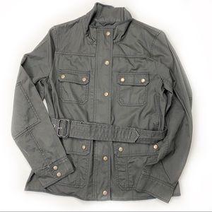 •J. Crew boyfriend field jacket• Size M